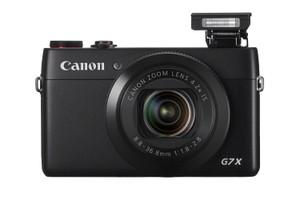 Canon PowerShot G7 X zwart