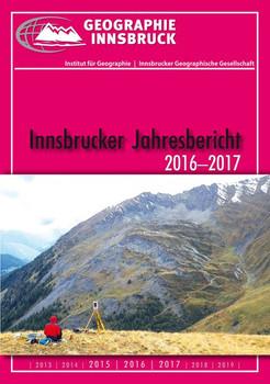 Innsbrucker Jahresbericht 2016-2017 [Taschenbuch]