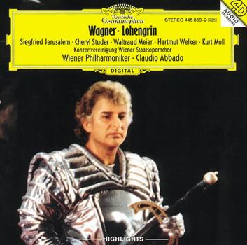 Jerusalem - Wagner: Lohengrin (Querschnitt) [Aufnahme Wien 1992]