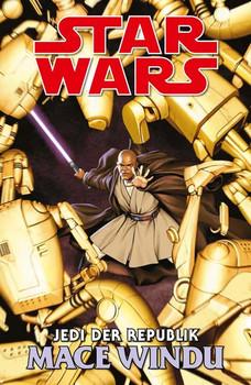 Star Wars Comics: Jedi of the Republic - Mace Windu - Denys Cowan  [Taschenbuch]