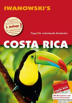Costa Rica - Reiseführer von Iwanowski. Individualreiseführer mit Extra-Reisekarte und Karten-Download - Jochen Fuchs  [Taschenbuch]