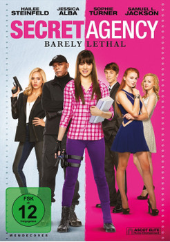 Secret Agency - Barely Lethal