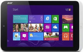 """Acer Iconia W3-810 8"""" 32GB eMMC [wifi] zwartzilver"""