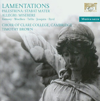 Ramsey,Weelkes Palestrina - Musica Sacra: Allegri - Miserere