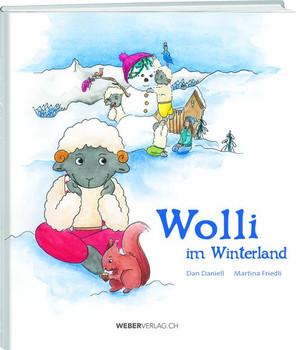 Wolli im Winterland - Dan Daniell  [Gebundene Ausgabe]