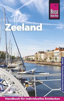 Reise Know-How Reiseführer Zeeland mit Extra-Tipps für Kinder - Ulrike Grafberger  [Taschenbuch]