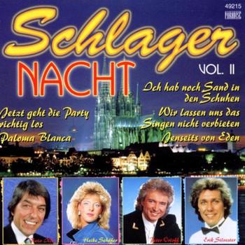 Various - Schlager Nacht Vol.2