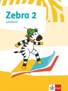 Zebra 2. Lesebuch Klasse 2 [Taschenbuch]