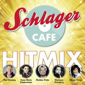 Various - Schlager Cafe Hitmix