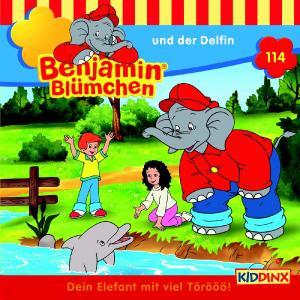 Benjamin Blümchen - Benjamin Blümchen 114 und der Delfin