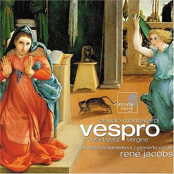 Jacobs - Vespro Della Beata Vergine