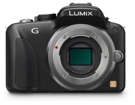Panasonic Lumix DMC-G3 noir