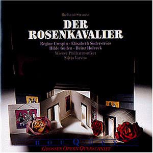 Crespin - Strauss: Rosenkavalier - Querschnitt