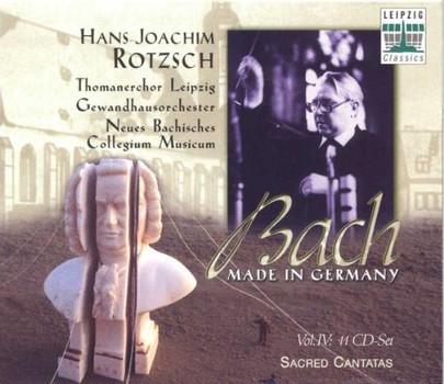 Thomaner - Bach - Made in Germany Vol. IV (Kantaten)