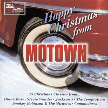 Various - Happy Christmas from Motown