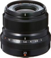 Fujifilm Fujinon XF 23 mm F2.0 R WR 43 mm Objectif (adapté à Fujifilm XF) noir