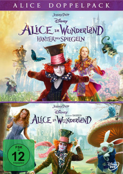 Alice im Wunderland - Doppelpack [2 Discs]