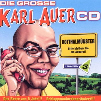 Karl Auer - Die Grosse Karl Auer CD