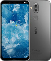 Nokia 8.1 Doble SIM 64GB plata