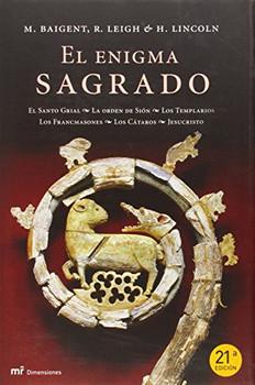 EL ENIGMA SAGRADO (MR Dimensiones) - Baigent, Michael