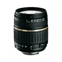 Tamron AF 18-200 mm F3.5-6.3 ASL Di IF LD XR II Macro 62 mm filter (geschikt voor Nikon F) zwart