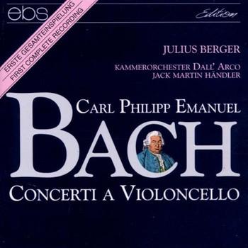 Julius Berger - Concerti A Violoncello