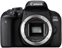 Canon EOS 800D body zwart