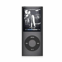 Apple iPod nano 4G 8GB negro