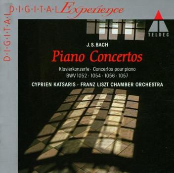 Cyprien Katsaris - Klavierkonzerte 1, 3, 5 und 6