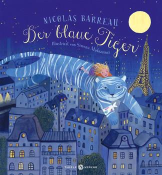 Der blaue Tiger - Nicolas Barreau  [Gebundene Ausgabe]
