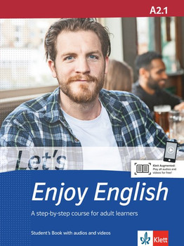 Let's Enjoy English A2.1. A step-by-step course for adult learners. Student's Book + MP3-CD + DVD [Taschenbuch]