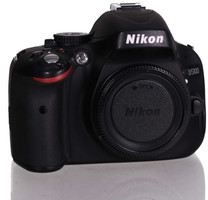 Nikon D5100 noir