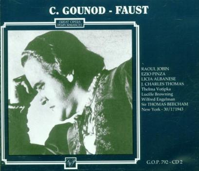 Jobin - FAUST (Gesamtaufnahme, NEW YORK 1943)
