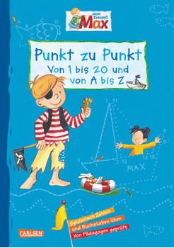 Max Blaue Reihe: Mein Freund Max - Punkt zu Punkt - Paul, Brigitte