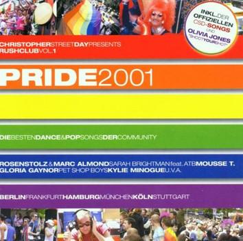 Various - Pride 2001