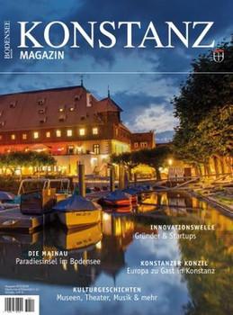 Konstanz Magazin 2017 [Taschenbuch]