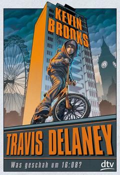 Travis Delaney - Was geschah um 16:08?. Roman - Kevin Brooks  [Gebundene Ausgabe]