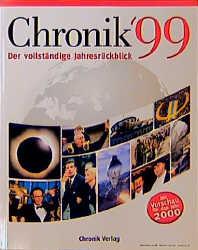 Chronik des 20. Jahrhunderts, Jahresbde., 1999