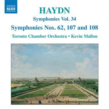 Kevin Mallon - Sinfonien 62,107+108