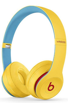 Beats Solo3 Wireless jaune [Club Collection]