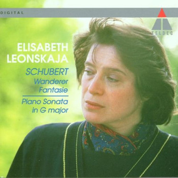 Elisabeth Leonskaja - Wanderer-Fantasie