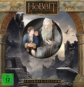 Der Hobbit Die Schlacht Der Fünf Heere 3d Extended Version Inkl