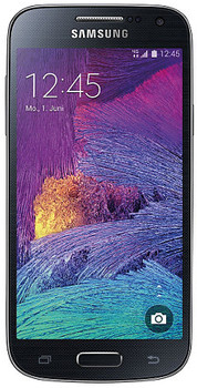 Samsung I9195i Galaxy S4 mini 8GB [1.2 GHz Quad-Core-Version] zwart