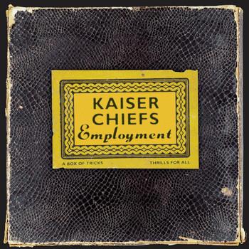 Kaiser Chiefs - Employment (Deluxe Box)