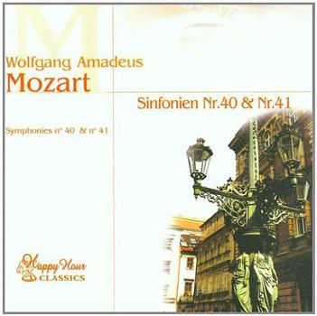 Wolfgang Amadeus Mozart - Sinfonien 40 & 41