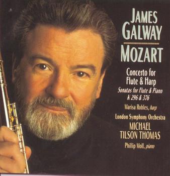 James Galway - Konzert für Flöte und Harfe