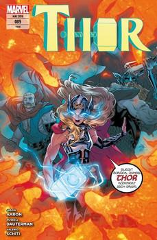 Thor. Bd. 5 (2. Serie) - Valerio Schiti  [Taschenbuch]