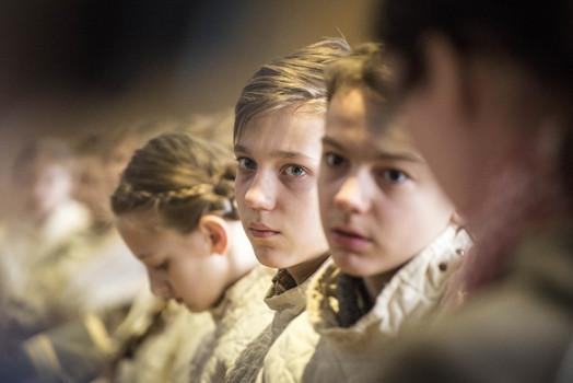 Die Kinder des Fechters