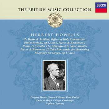 Choir of King'S College - Howells,Herbert: Works