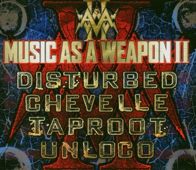 Disturbed - Music As a Weapon 2